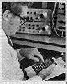 Man with the HP-35 Calculator