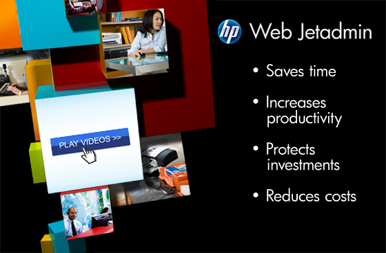HP Web Jetadmin software - Printing and imaging software