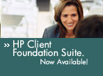 Announcing HP Client Foundation Suite