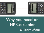 Why you need an HP Calculator
