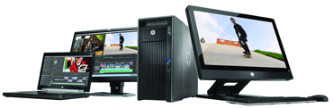HP Z1 ALL-IN-ONE WORKSTATION - Adobe