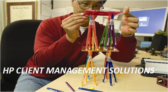 HP Client Management Solutions