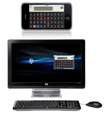 HP Calculator Software